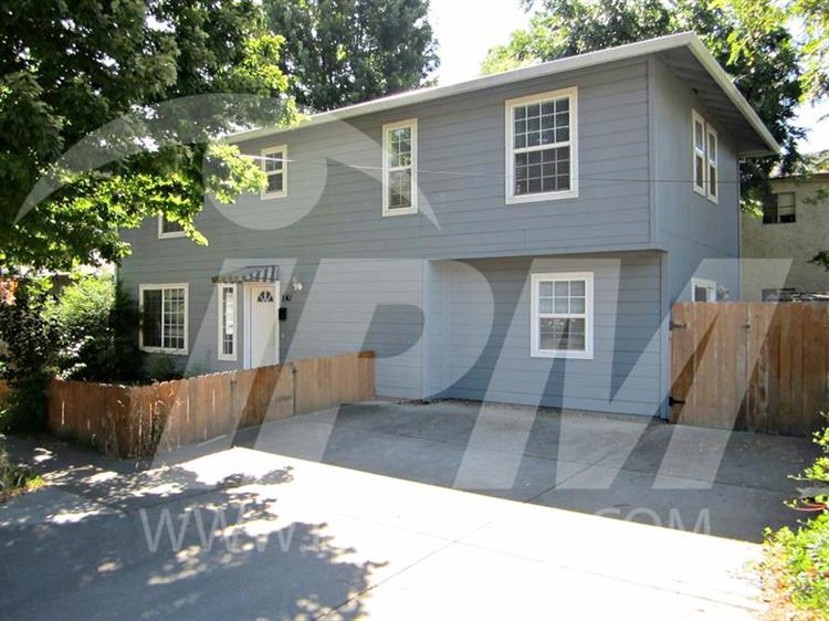 841 W 2nd Ave Chico CA IPM Chico Property Management Rental Houses