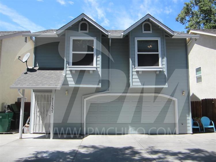 1153 E 9th Street 2 Chico CA IPM Chico Property Management Ren