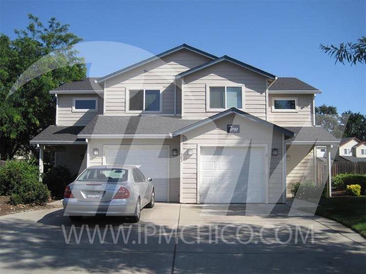 583 Morgan Drive 1 2 Chico CA IPM Chico Property Management A
