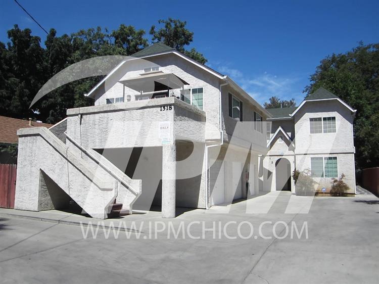 1518 W 5th Street 3 Chico CA IPM Chico Property Management Ren
